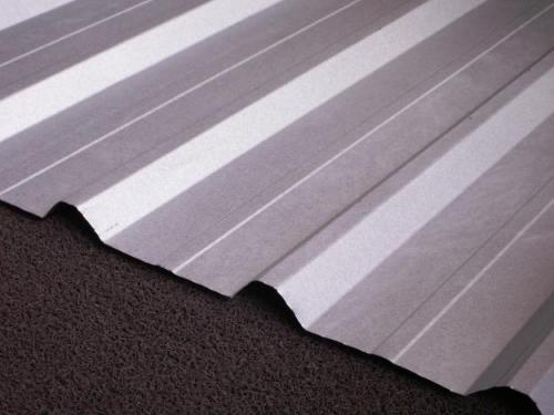 Perfil comercial de acero galvanizado en 0,6mm de espesor